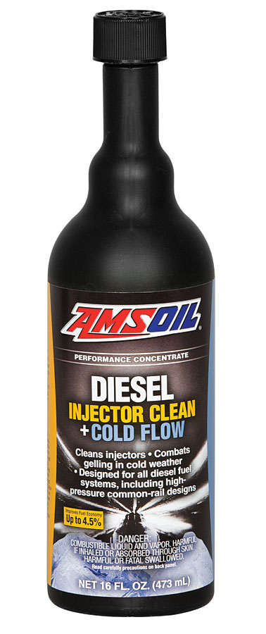 Diesel Injector Clean + Cold Flow (DFC)