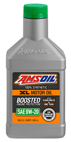 0W-20 Extended Life (XLZ) Synthetic Motor oil 0W-20